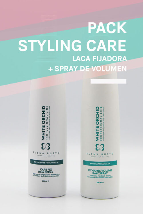 Pack Styling Care - Elena Busto